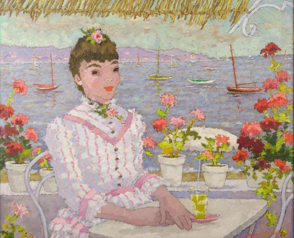 2: SUZANNE EISENDIECK (German, 1908-1998)