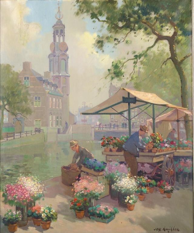 9: JAN KNIKKER (Netherlands, 1911-1990)