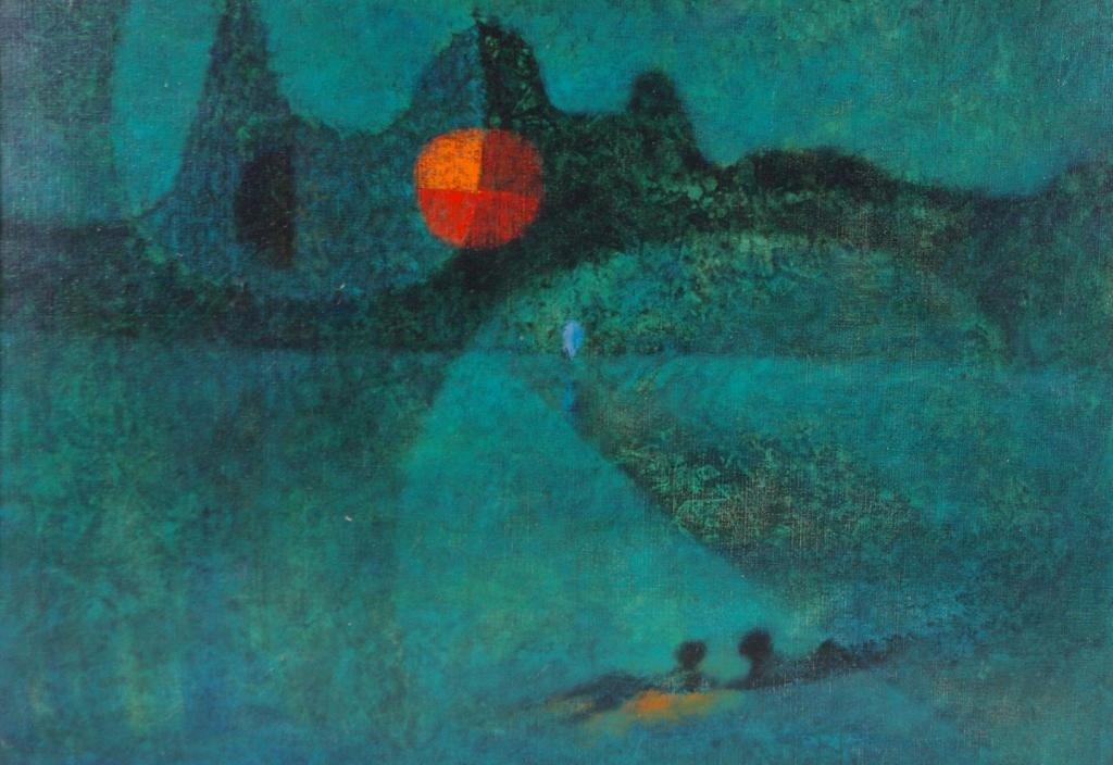 10: LEBADANG (French, b.1922)