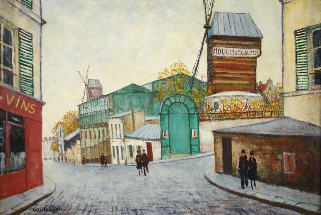 11: LOUIS DALI (French, 1905-2001)