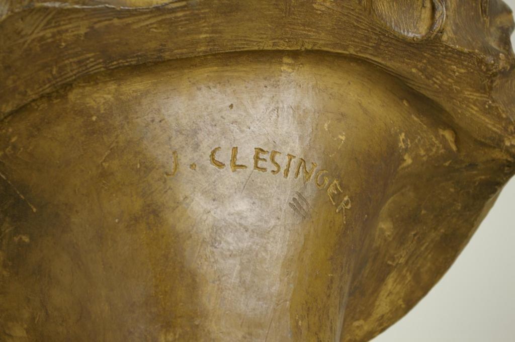 19: JEAN BAPTISTE CLESINGER (French, 1814-1883)  - 3