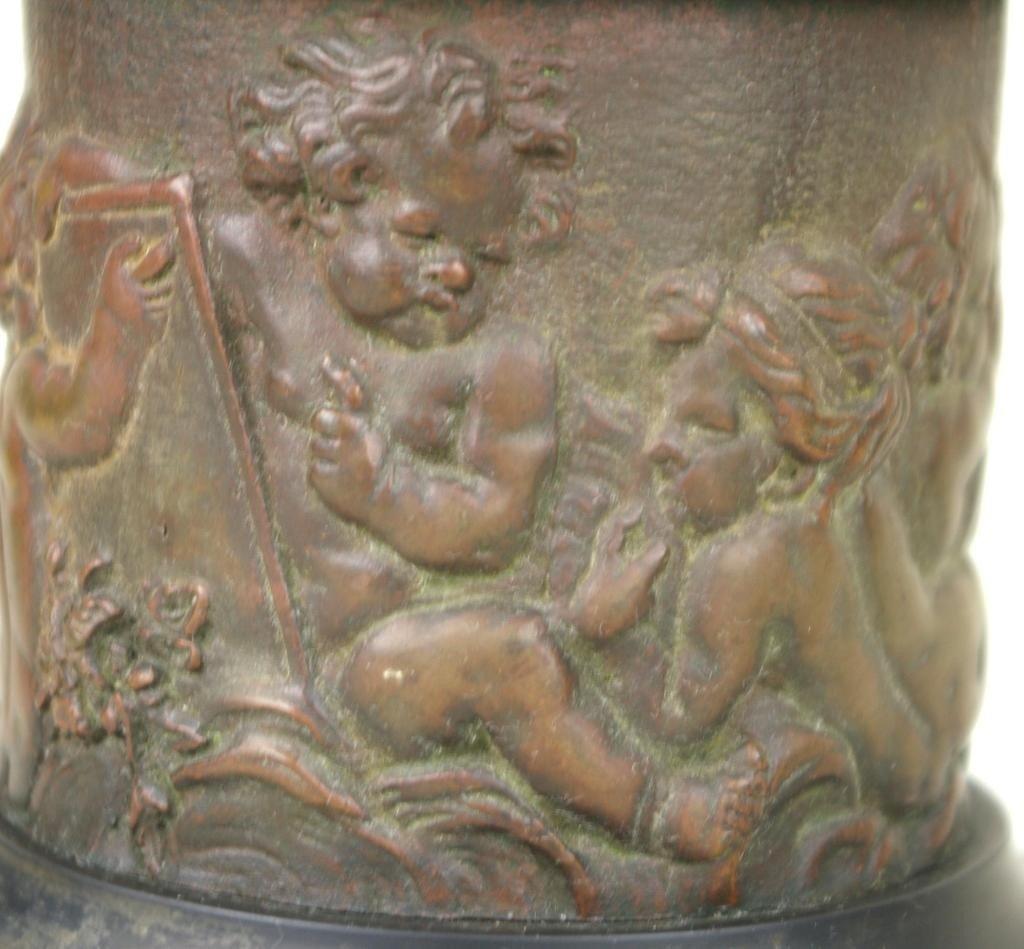 22: PAIR OF MERCURY & VENUS BRONZE SCULPTURES - 6