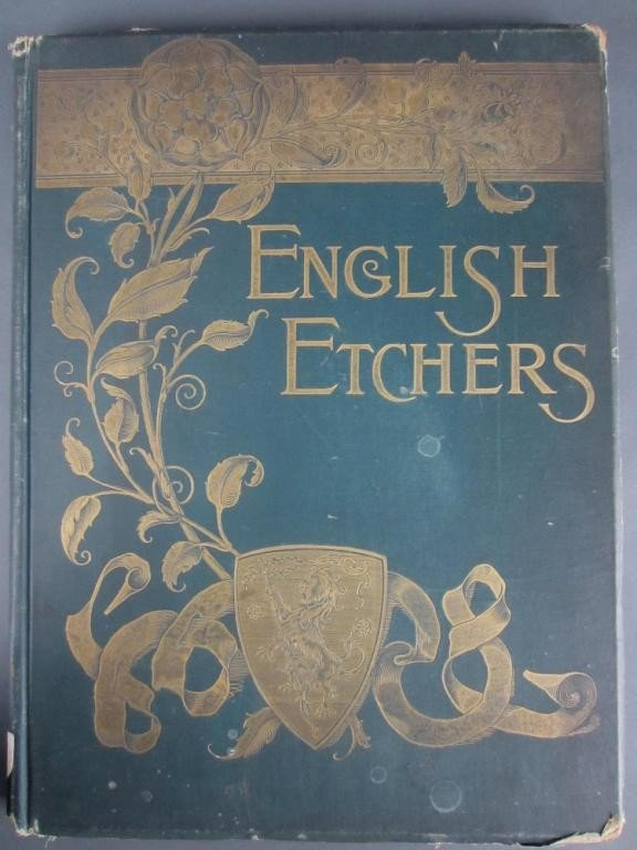 7: ENGLISH ETCHERS – TEXT BY G.W.H. RITCHIE