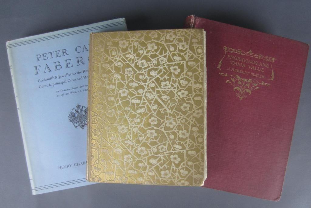 14: THREE REFERENCE BOOKS