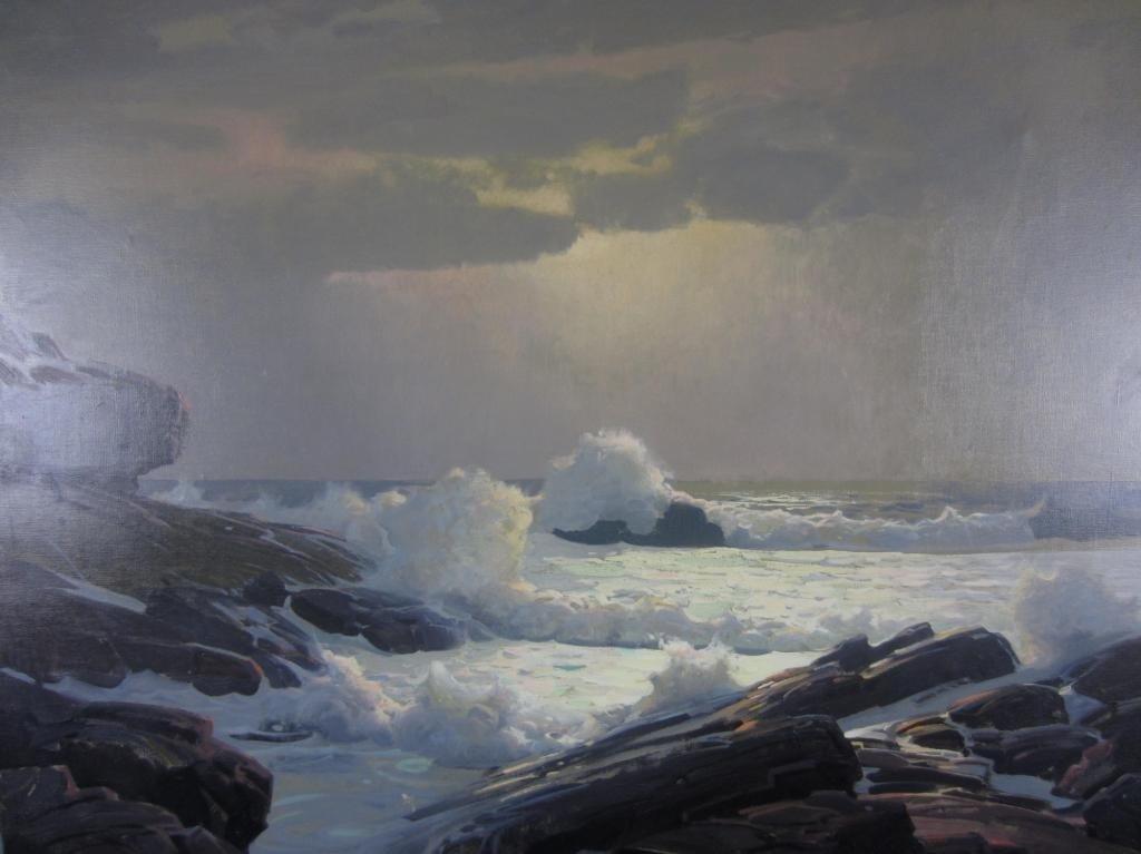 255: ARTHUR MAYNARD (New Jersey, 1920-1991)