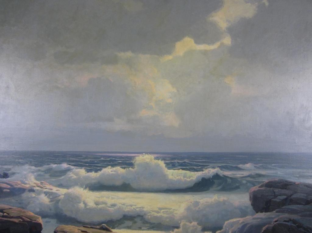 256: ARTHUR MAYNARD (New Jersey, 1920-1991)
