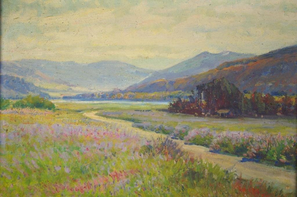 267: ELIZABETH STRONG (California, 1855-1941)