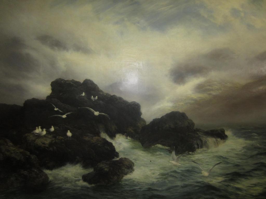 287: PETER GRAHAM (Scottish, 1836-1921)