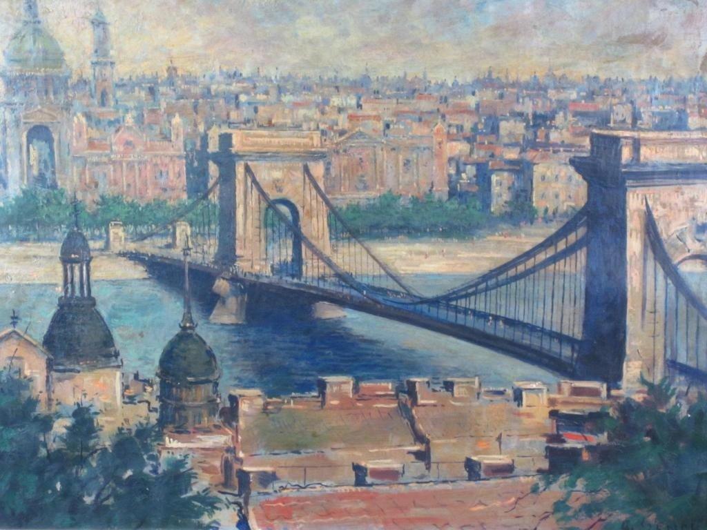53: ARISZTID SZENDY (Hungarian, 1903-1972)