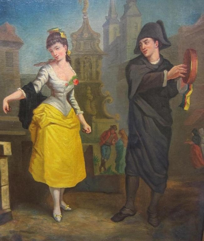 13: THE MASKERADERS, 19TH CENTURY