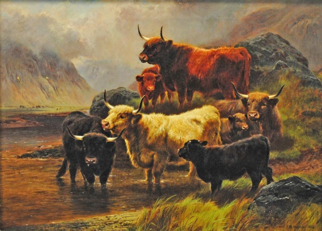 11: WILLIAM WATSON (British, 1831-1921)