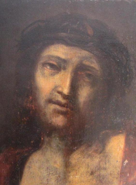 13: MANNER OF GUIDO RENI, PORTRAIT OF CHRIST