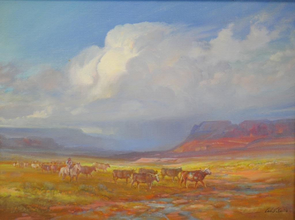 23: CARL J. SMITH (Texas, b.1928)