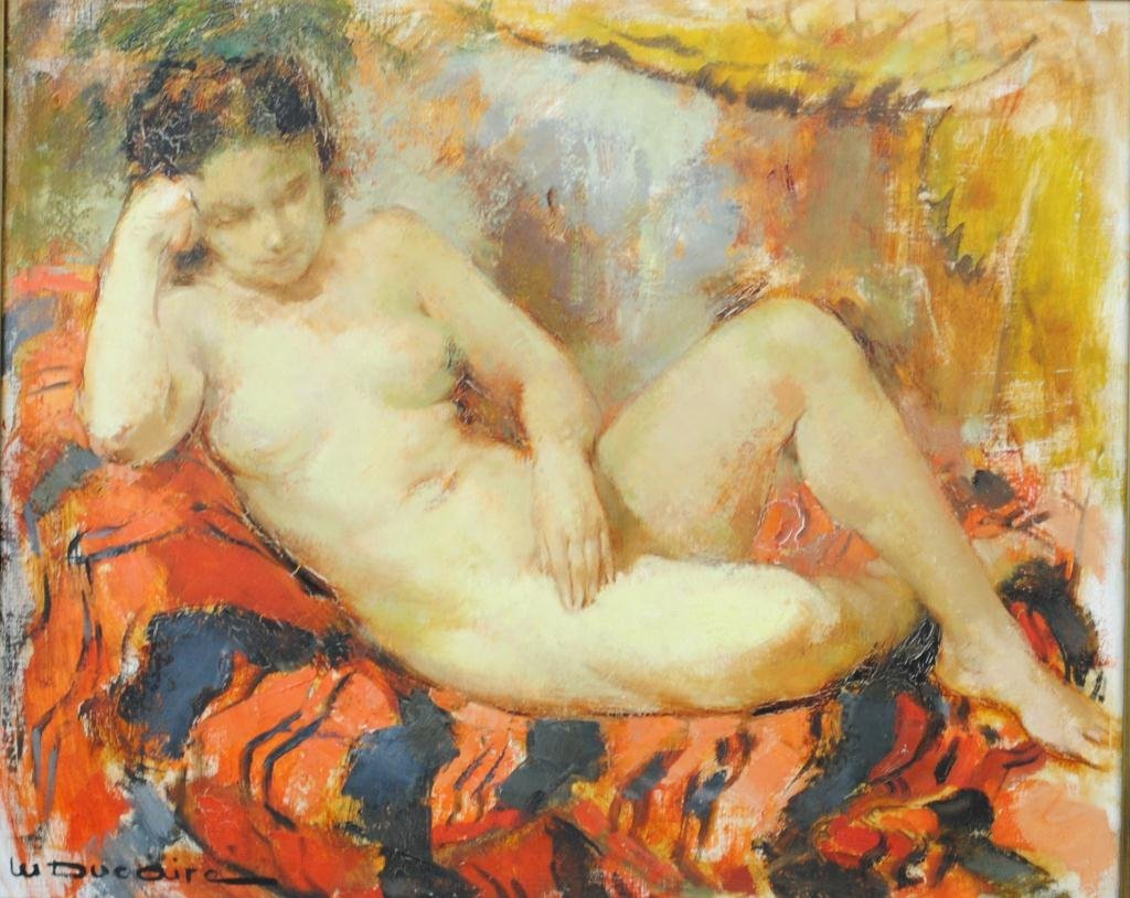 77: MARYSE DUCAIRE-ROQUE (French, 1911-1992)