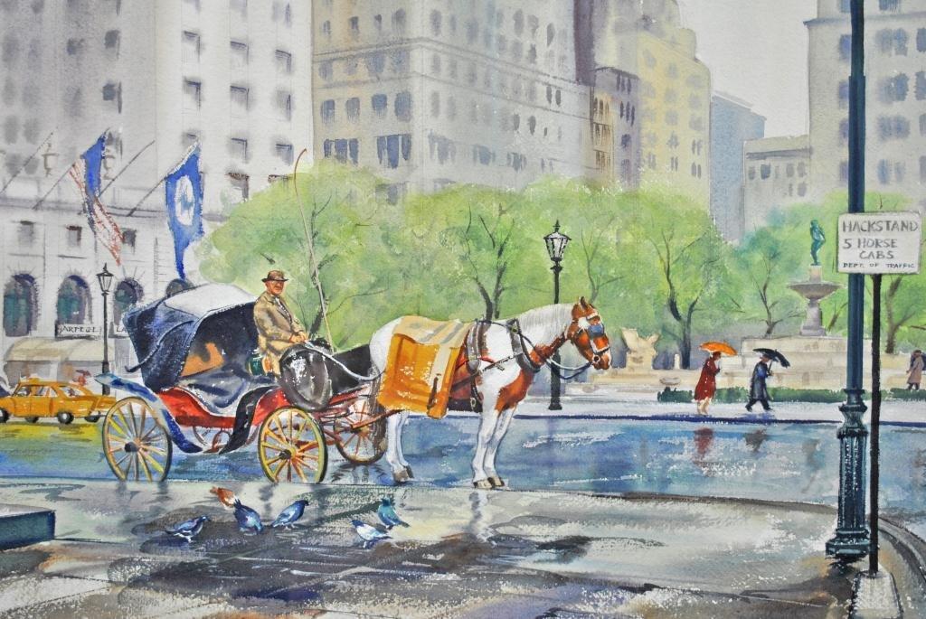 1: RANULPH BYE (Pennsylvania / New York, 1916-2003)