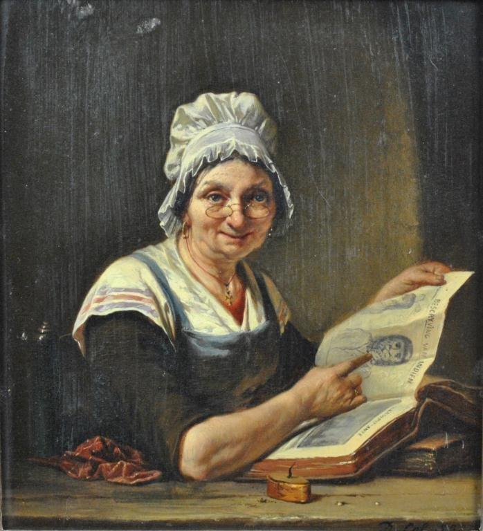 3: JAN DAVID COL (Belgian, 1822-1900)