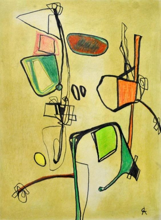 10: ROLF CAVAEL (German, 1898-1979)