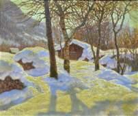 2: IVAN CHOULTSE (Russian, 1874-1939)