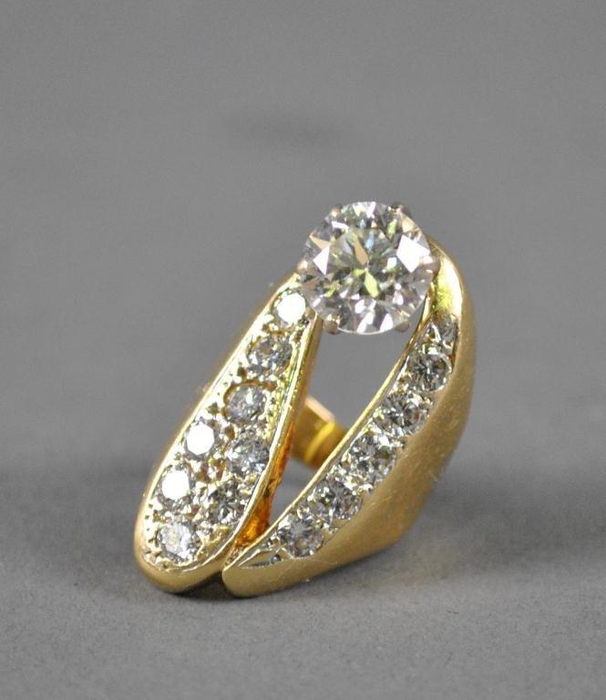 2: DIAMOND RING, 4.25+CTW