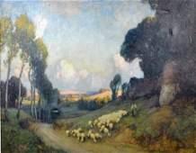 HARRY VAN DER WEYDEN (American, 1868-1952)