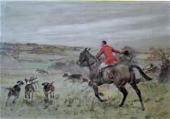 THOMAS IVESTER LLOYD (English, 1873-1942)
