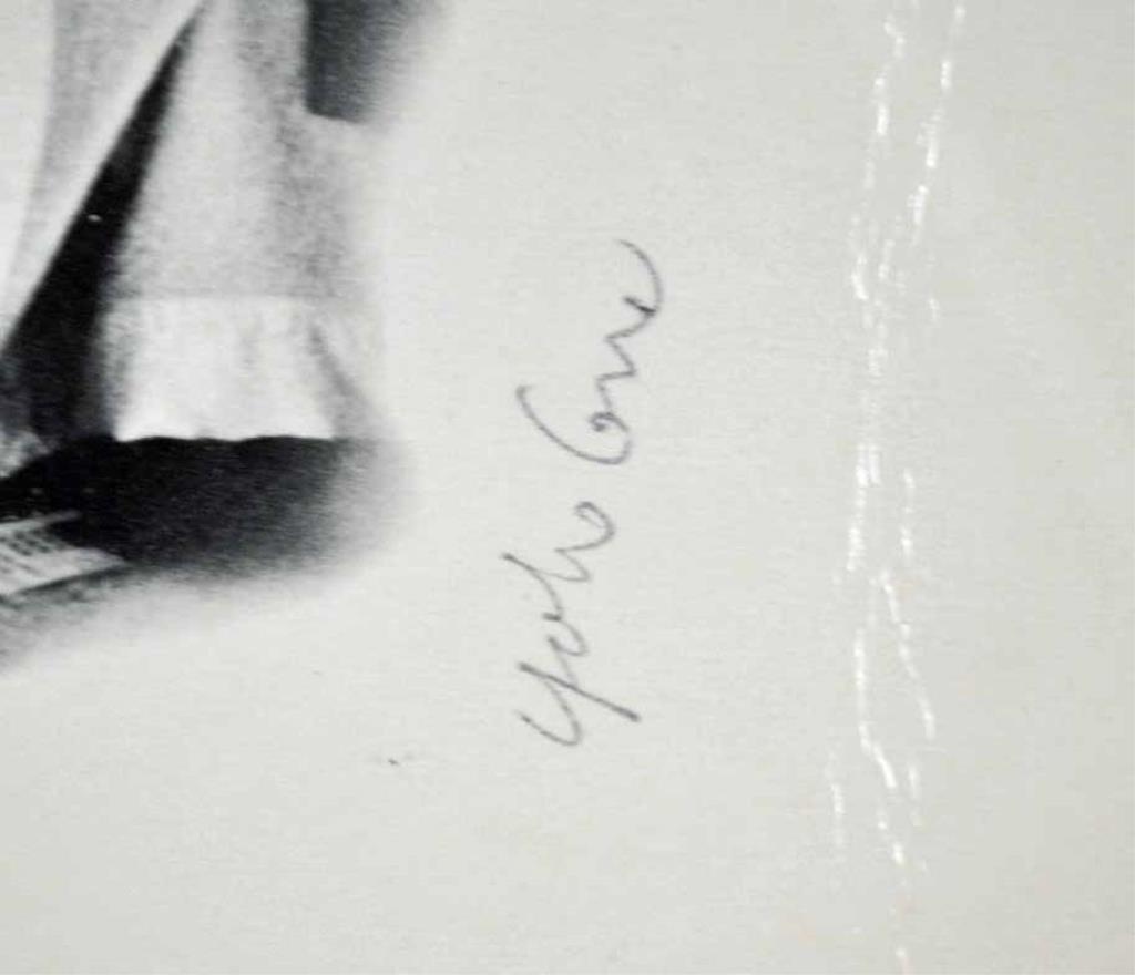 SIGNED JOHN & YOKO 'TWO VIRGINS' ALBUM COVER - 5