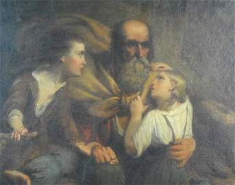 JOZEF ISRAELS (Dutch, 1824-1911)