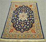 PERSIANSTYLE WOOL AREA RUG 54 X 36