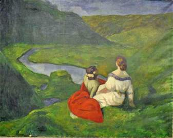 BELA GRUNWALD (Hungarian, 1867-1940)