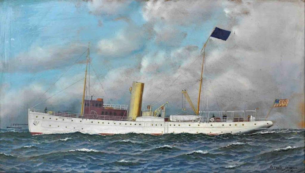 ANTONIO JACOBSEN (American / Danish, 1850-1921)