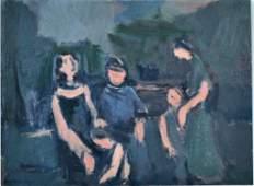 MOSHE MOKADY (Israeli, 1902-1975)