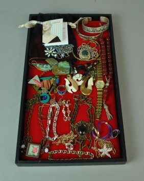 (26) Piece Costume Jewelry Group