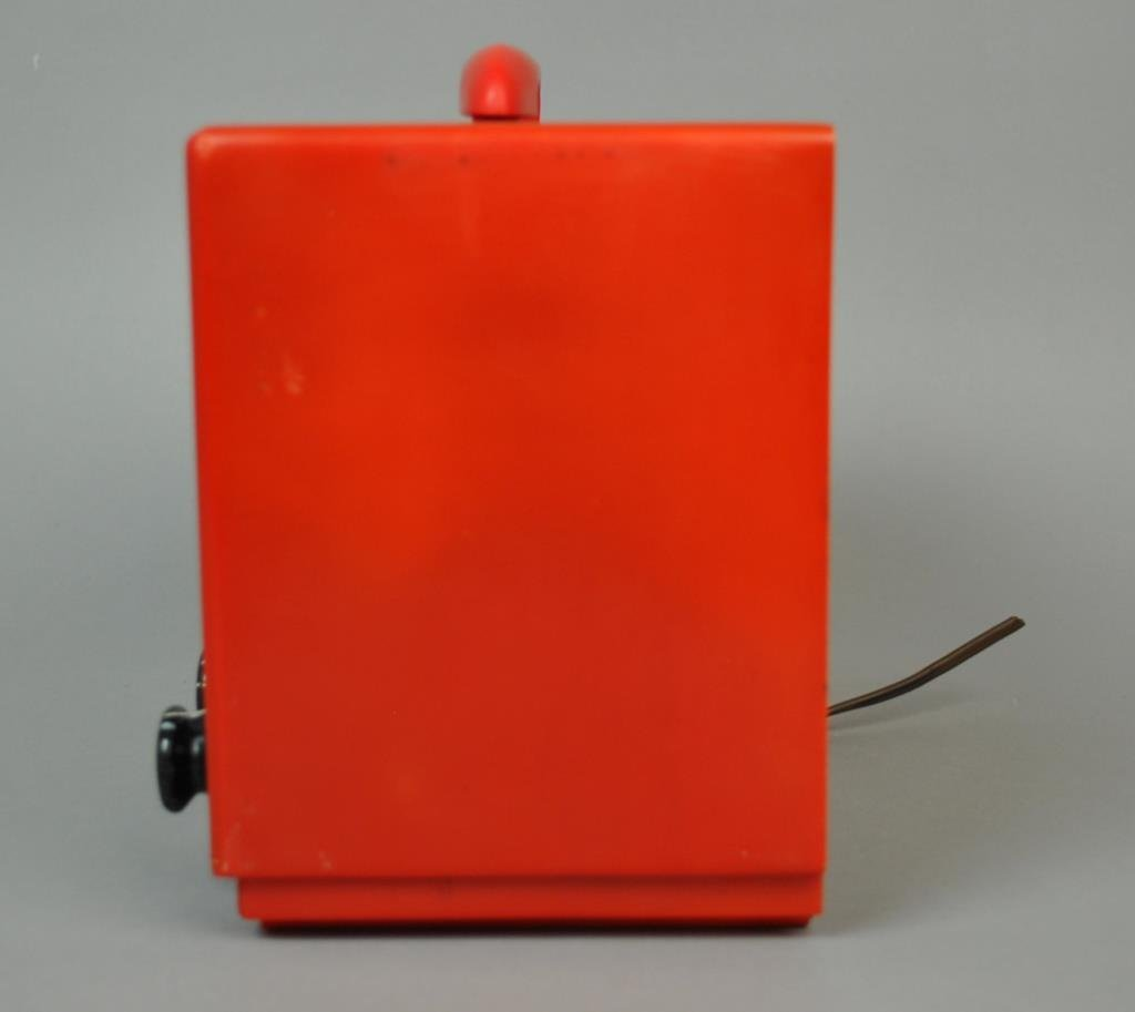 EMERSON PATRIOT RED CATALIN RADIO MOD 400 - 2