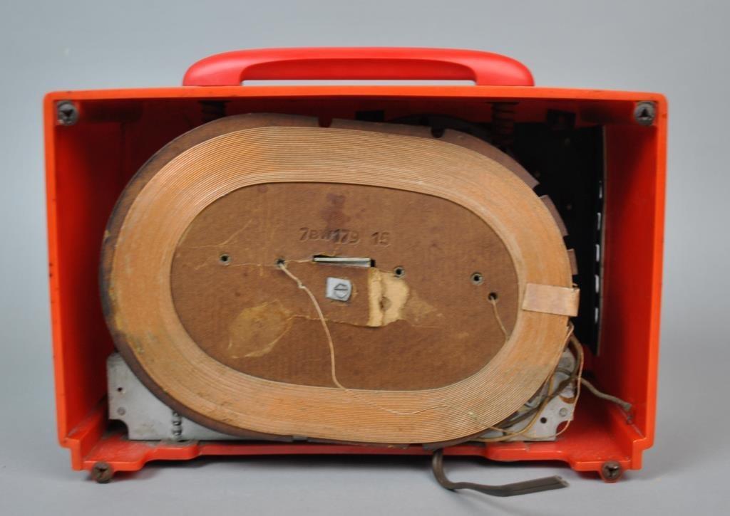 EMERSON PATRIOT RED CATALIN RADIO MOD 400 - 3