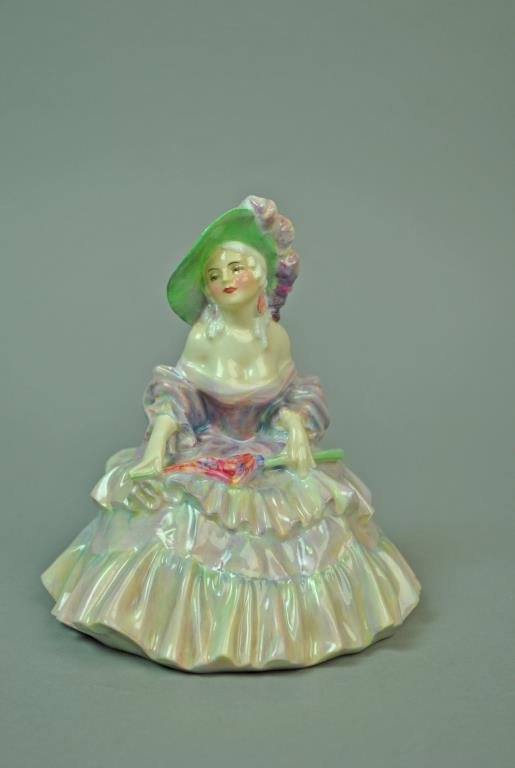 ROYAL DOULTON FIGURINE - EVELYN