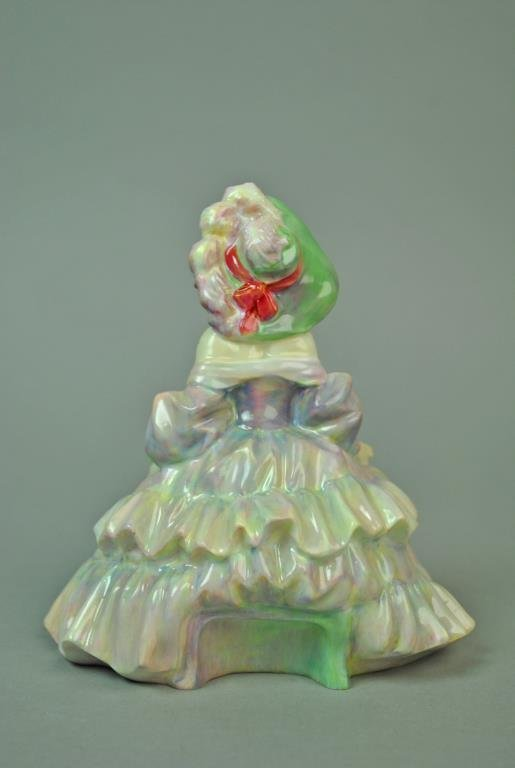 ROYAL DOULTON FIGURINE - EVELYN - 2
