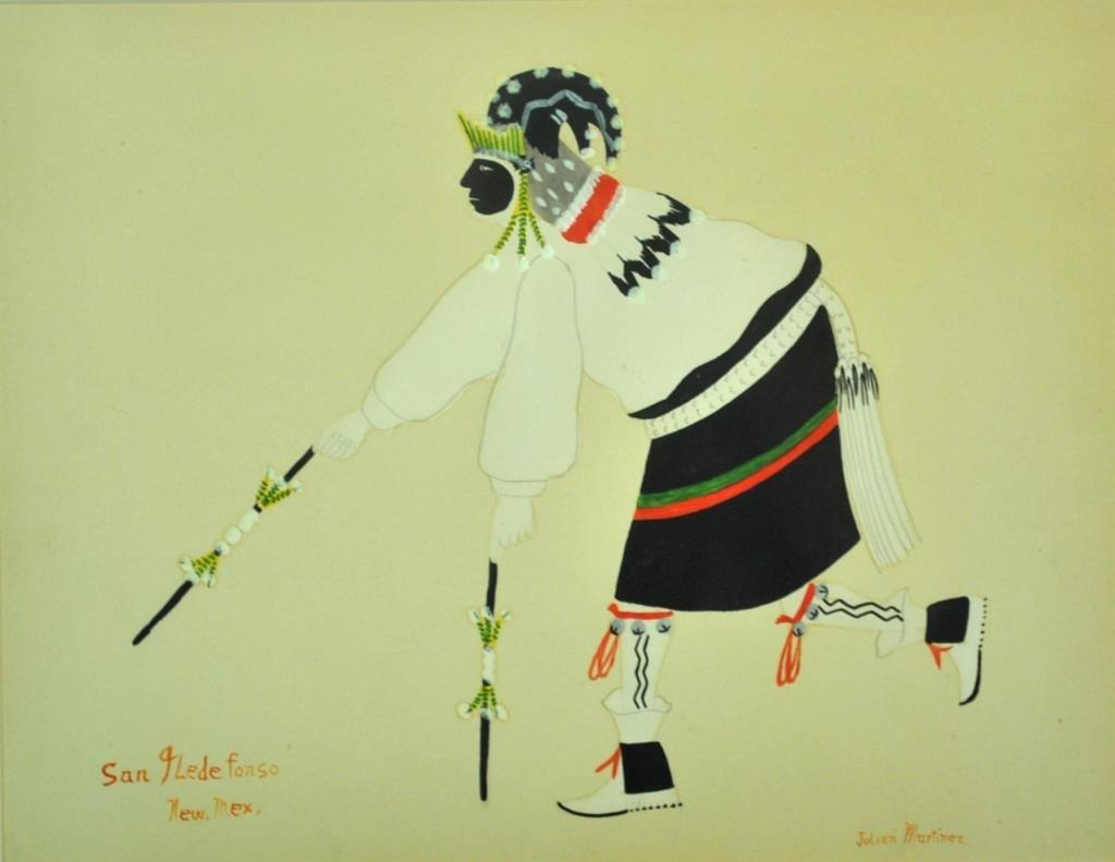 JULIAN MARTINEZ (New Mexico, 1897-1943)
