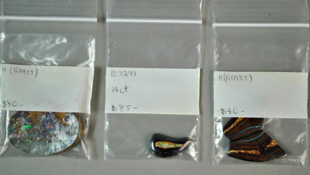 (50+) LOOSE ROUGH BOULDER OPALS, 250+CT - 5