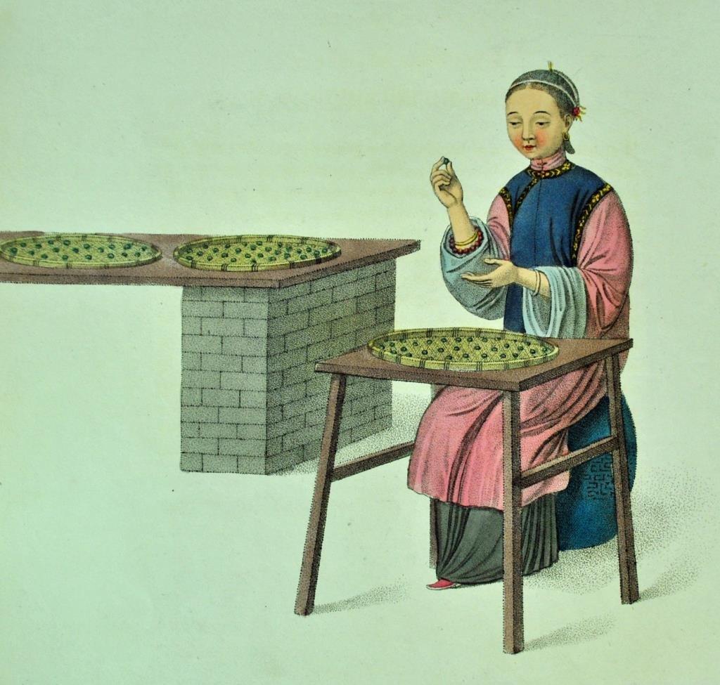 GEORGE HENRY MASON - THE COSTUME OF CHINA - 10