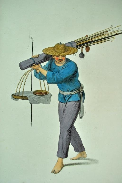 GEORGE HENRY MASON - THE COSTUME OF CHINA - 6