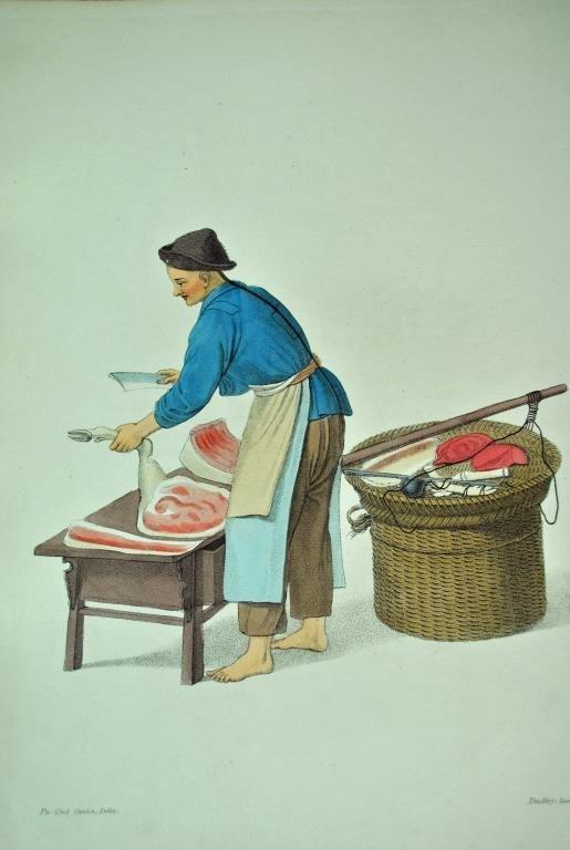 GEORGE HENRY MASON - THE COSTUME OF CHINA - 7