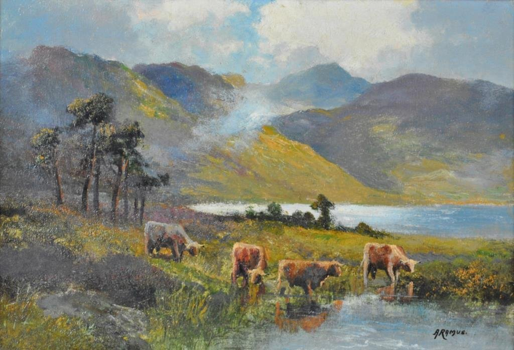 FRANCIS E. JAMIESON (British, 1895-1950) - 2