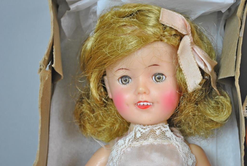 (2) SHIRLEY TEMPLE DOLLS - 2