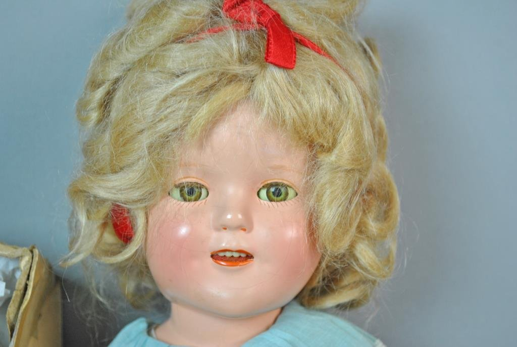 (2) SHIRLEY TEMPLE DOLLS - 3