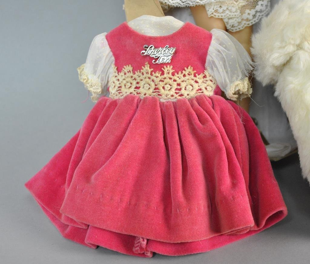 (2) SHIRLEY TEMPLE DOLLS - 6