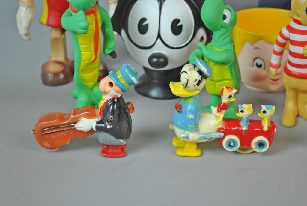 (21) ASSORTED COLLECTIBLE TOYS - 3