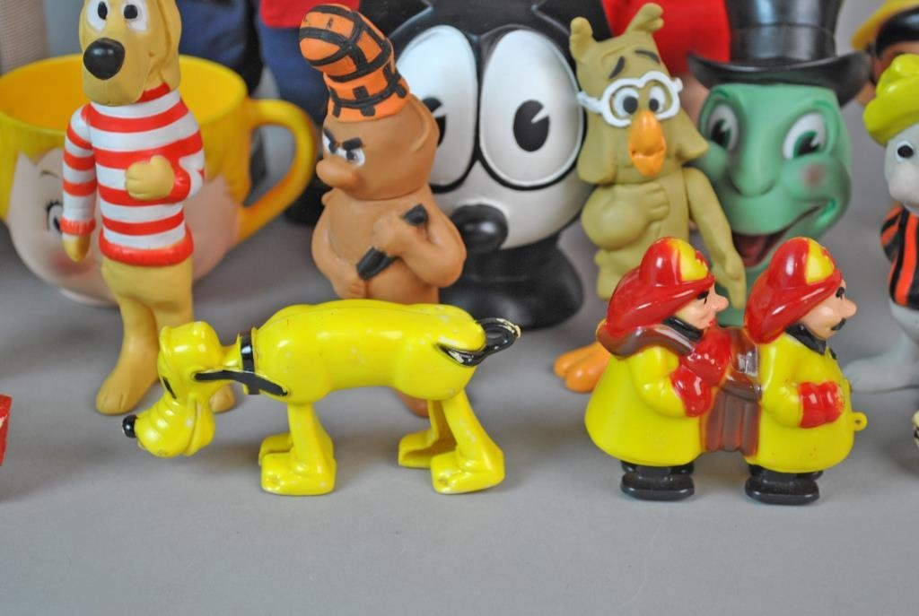 (21) ASSORTED COLLECTIBLE TOYS - 4
