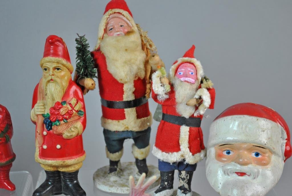 (31) PIECE VINTAGE CHRISTMAS GROUP - 5