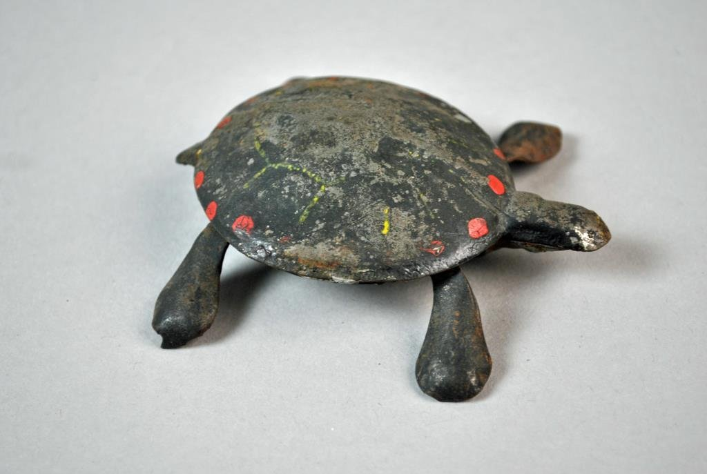(27) PIECE COLLECTIBLE TURTLE GROUP - 4