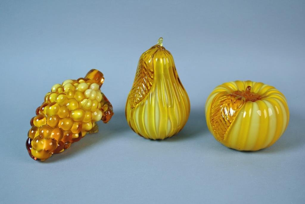 (20) MURANO GLASS FRUITS & CANDIES - 2